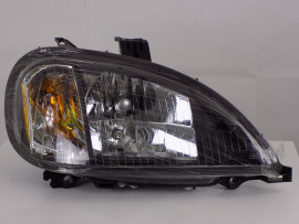 Freightliner Columbia Halogen Headlight Assembly | Black Housing | Passenger Side | A0651041001