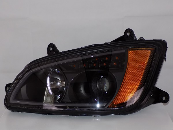 Kenworth and Freightliner Headlights
